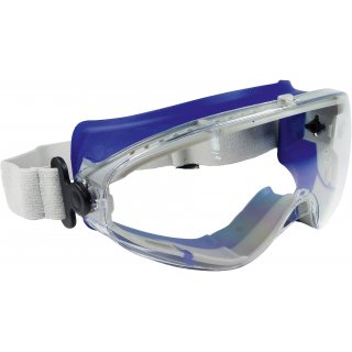 "Vollsichtbrille ""Premium"" klar"